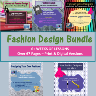 2 Fashion Design BUNDLE Cover square