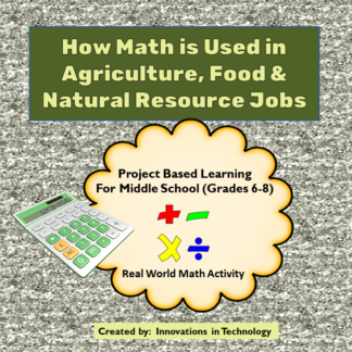 Career Cluster Agriculture Food And Natural Resources Answer Sheet