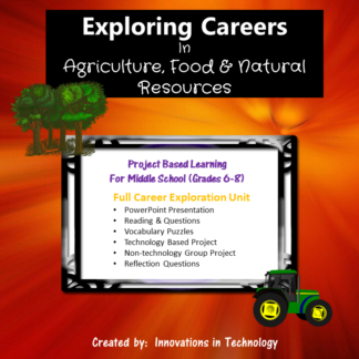 Agriculture Careers cover square