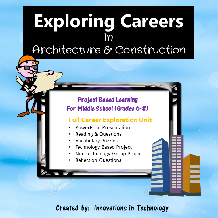 career powerpoint project