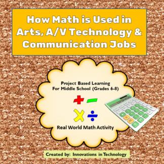 Arts AV Math Cover square