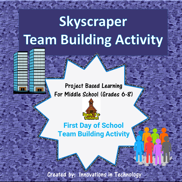 Motivational Quotes For Sports Teams: Skyscraper Team Building Activity