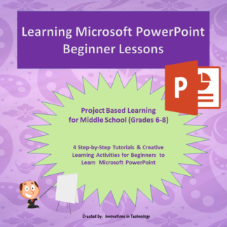 Beginning PowerPoint Cover square