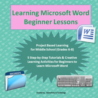 Beginning Word Cover square
