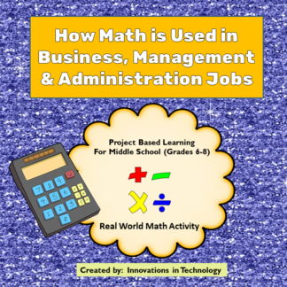 Business Math Cover square