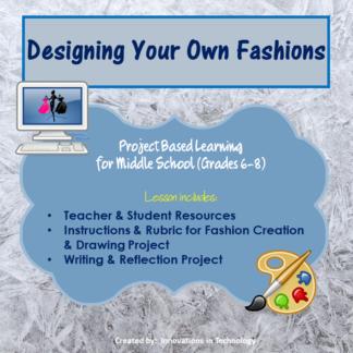 Fashion Design Creation Cover square
