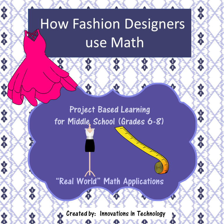 How Fashion Designers Use Math In Their Career Real World Math Innovations In Technology