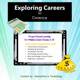 Finance Careers cover square