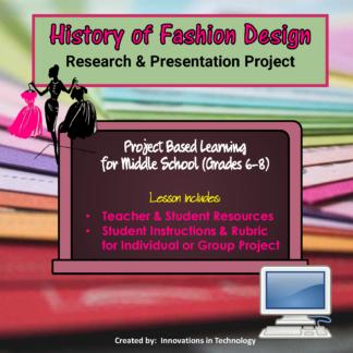History of Fashion Design UNIT_Page_1