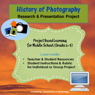 History of Photography Cover square
