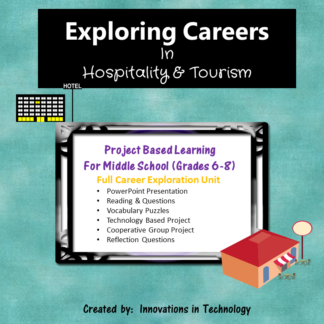 Hospitality Careers cover square