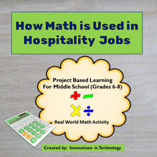 Hospitality Math Cover square