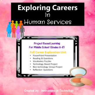 Human Services Careers cover square