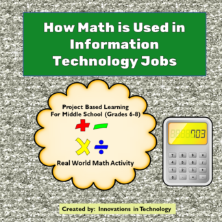 IT Math Cover square