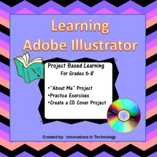 Illustrator Cover square