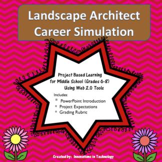 Landscape Architect cover square