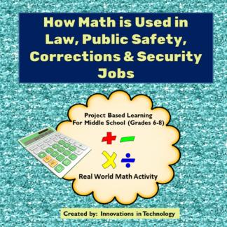 Law Math Cover square