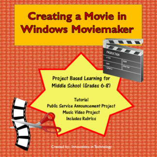 Moviemaker cover square