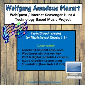 Mozart Cover square