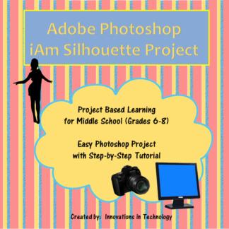 Photoshop iAm Cover square