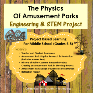 Physics of Amusement Parks Cover Square
