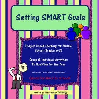 SMART Goals cover square