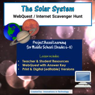 Solar System Cover square