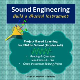 Sound Engineering Cover square