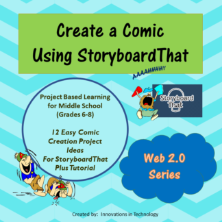 StoryboardThat cover square