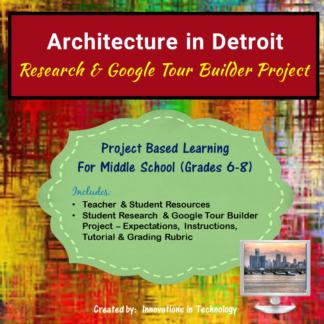Famous Landmarks Detroit Tours Cover square
