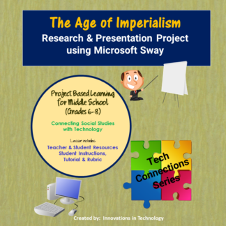 Imperialism Cover square