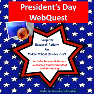 Presidents Day WQ Cover square