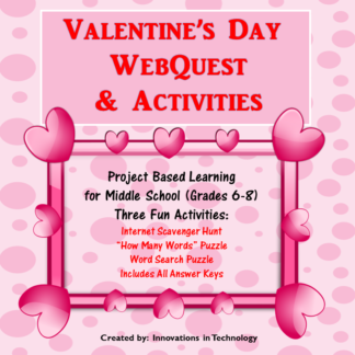 Valentines Day WQ Cover square